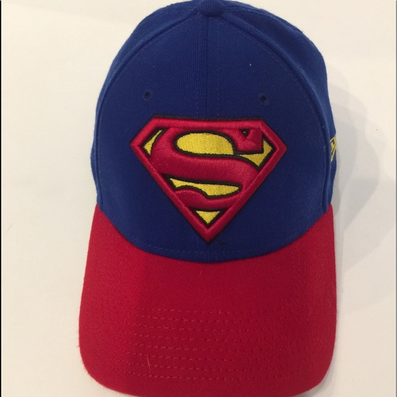 06297a18db3 39thirty Accessories - Superman hat